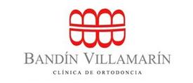Ortodoncia Bandín Villamarín Logo